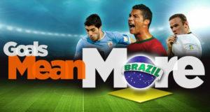 Win gratis bets met 888sport bij elk doelpunt tijdens het WK voetbal 2014
