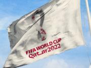 Logo WK voetbal Qatar onthuld